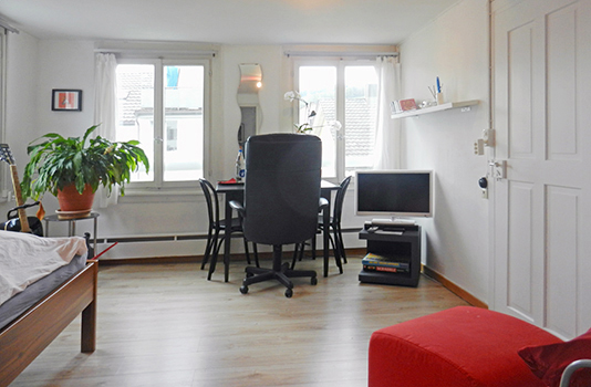 Gästezimmer Mohnblume_534x350px